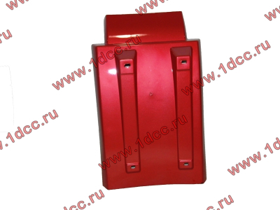 Брызговик передней оси левый H3 красный HOWO (ХОВО) WG1642230103 фото 1 Иркутск