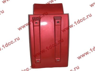 Брызговик передней оси правый H3 красный HOWO (ХОВО) WG1642230104 фото 1 Иркутск