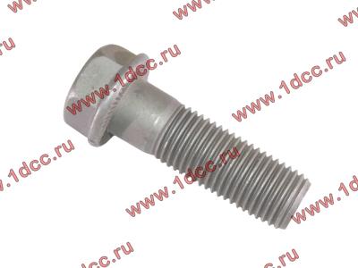 Болт крепления V тяги короткий H2/H3 HOWO (ХОВО) AZ9725520360 фото 1 Иркутск