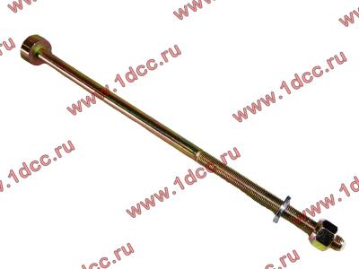 Болт центральный рессоры задней без бобышки H2/H3/SH HOWO (ХОВО) WG9638520018+013 фото 1 Иркутск