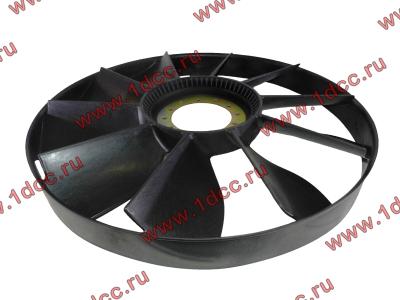 Вентилятор радиатора на гидромуфту d-640 H HOWO (ХОВО) VG2600060446 фото 1 Иркутск