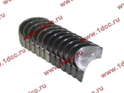 Вкладыши шатунные стандарт +0.00 (12шт) H2/H3 HOWO (ХОВО) VG1560030034/33 фото 1 Иркутск