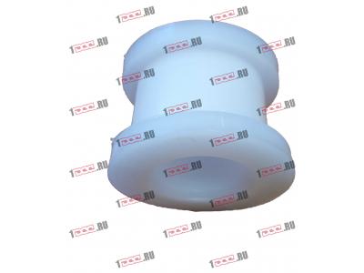 Втулка фторопластовая (передняя, кабина AZ1642430263) H2/H3 HOWO (ХОВО) AZ1642430261 фото 1 Иркутск