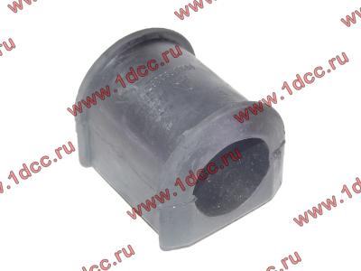 Втулка резиновая для заднего стабилизатора H2/H3 HOWO (ХОВО) 199100680067 фото 1 Иркутск