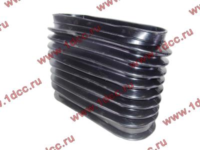 Гофра резиновая для отсекателя за кабиной H2/H3 HOWO (ХОВО) WG9725190008 фото 1 Иркутск