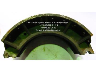 Колодка тормозная задняя (металл, без накладок) H HOWO (ХОВО) WG199000340061 фото 1 Иркутск