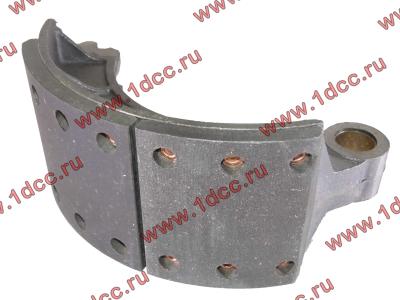 Колодка тормозная передняя с накладками (металл) H HOWO (ХОВО) WG199000440031 фото 1 Иркутск
