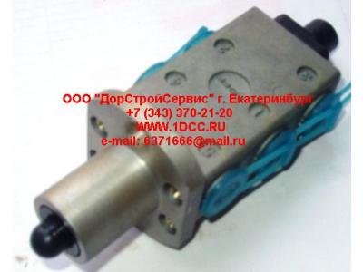 Клапан управления КПП (3+2 отв. под трубки) H2/H3,C,DF HOWO (ХОВО) F99660 фото 1 Иркутск