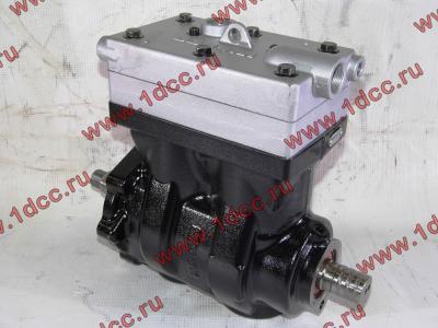 Компрессор пневмотормозов 2-х цилиндровый WABCO H3 HOWO (ХОВО) VG1099130010 фото 1 Иркутск