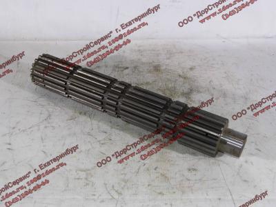 Вал вторичный КПП Fuller RT-11509 КПП (Коробки переключения передач) 18729 фото 1 Иркутск
