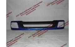 Бампер FN3 синий самосвал для самосвалов фото Иркутск