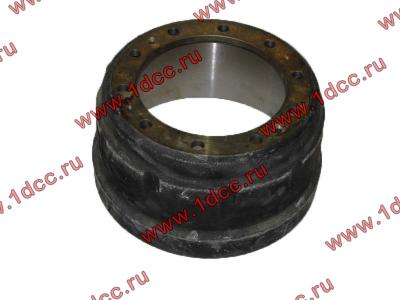 Барабан тормозной передний H2/H3 HOWO (ХОВО) AZ9112440001 фото 1 Иркутск