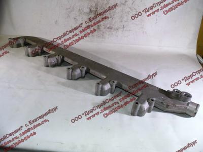 Коллектор системы охлаждения, двигатель WD615 H2 HOWO (ХОВО) VG1500040102 фото 1 Иркутск