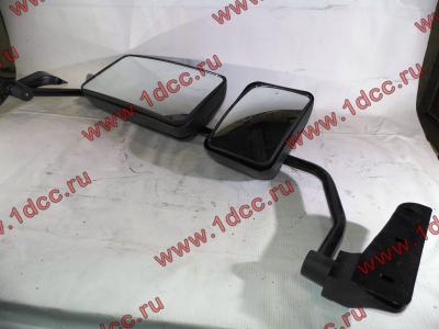 Зеркало заднего вида правое в сборе (на металл. стойке) H2/H3 HOWO (ХОВО) WG1842888010/2 R фото 1 Иркутск