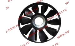 Вентилятор радиатора на гидромуфту d-590 H фото Иркутск