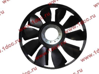Вентилятор радиатора на гидромуфту d-590 H HOWO (ХОВО) VG1500060047 фото 1 Иркутск