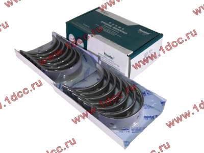 Вкладыши коренные ремонтные +0,25 (14шт) H2/H3 HOWO (ХОВО) VG1500010046 фото 1 Иркутск