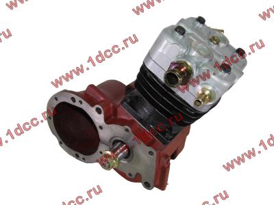Компрессор пневмотормозов 1 цилиндровый H HOWO (ХОВО) AZ1560130070 фото 1 Иркутск