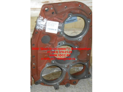 Крышка задняя KПП Fuller 12JS160T без проточки КПП (Коробки переключения передач) JS220-1707015 фото 1 Иркутск