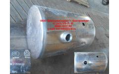 Бак топливный 380литров круглый H2/H3 фото Иркутск