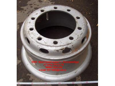 Диск колесный R20х8,5 10 отв. H2/H3/SH HOWO (ХОВО) WG9112610062 фото 1 Иркутск