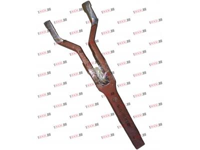 Вилка выжимного подшипника 430 H HOWO (ХОВО) JS180-1601021-2 фото 1 Иркутск