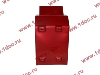 Брызговик передней оси правый H2 красный HOWO (ХОВО) WG1642230004 фото 1 Иркутск