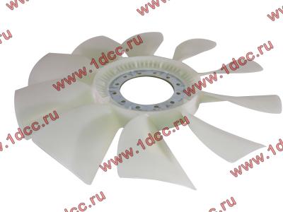 Вентилятор радиатора (на гидромуфту) без кольца d-590 H HOWO (ХОВО) 61500060131 фото 1 Иркутск