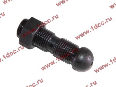 Болт регулировочный клапана с гайкой H2/H3 HOWO (ХОВО) VG14050010 фото 1 Иркутск