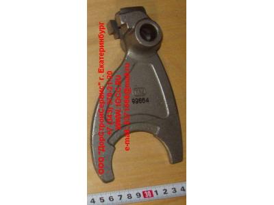 Вилка переключения пониженной передачи-заднего хода H2/H3 КПП (Коробки переключения передач) F99664 фото 1 Иркутск