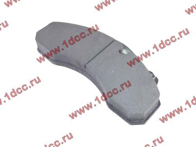 Колодка тормозная H A7 дисковые тормоза HOWO A7 WG9100443050 фото 1 Иркутск