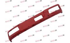 Бампер F красный металлический (до 2007г) для самосвалов фото Иркутск