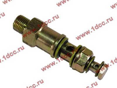Клапан обратки ТНВД (6090837 с 90003962603) H2 HOWO (ХОВО) VG2600080213 фото 1 Иркутск