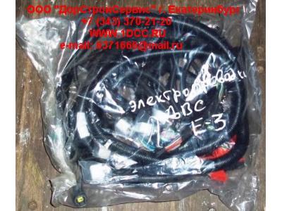 Жгут электропроводки двигателя H3 HOWO (ХОВО)  фото 1 Иркутск
