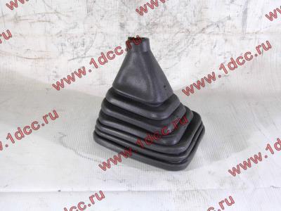 Гофра на рычаг КПП квадратная H2/H3 HOWO (ХОВО) AZ9719240002 фото 1 Иркутск