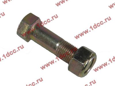 Болт M12х40 карданный с гайкой H2/H3 HOWO (ХОВО)  фото 1 Иркутск