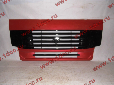 Капот H красный HOWO (ХОВО) WG1642110013 фото 1 Иркутск