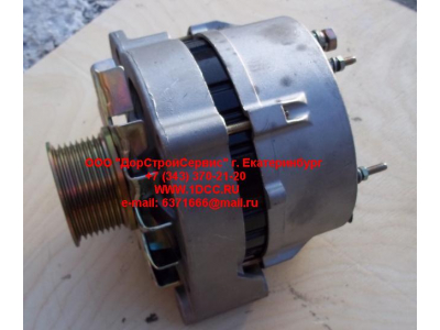 Генератор 28V/55A CDM 855 (JFZ2913) Lonking CDM (СДМ) 612600090019 фото 1 Иркутск