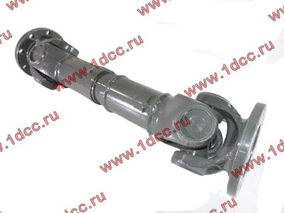 Вал карданный межосевой L-665, d-165 , 8 отв. H2/H3 HOWO (ХОВО) WG9014310125/AZ9114310096 фото 1 Иркутск