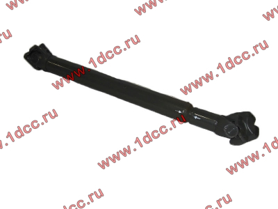 Вал карданный основной без подвесного L-1650, d-180, 4 отв. H2/H3 HOWO (ХОВО) AZ9114311650 фото 1 Иркутск