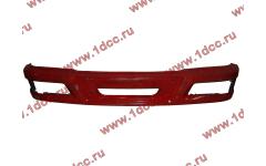 Бампер FN2 красный самосвал для самосвалов фото Иркутск