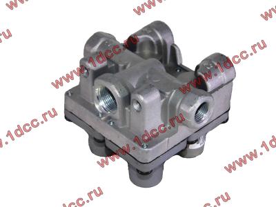 Клапан предохранительный 4-х контурный H2/H3 HOWO (ХОВО) WG9000360366 фото 1 Иркутск