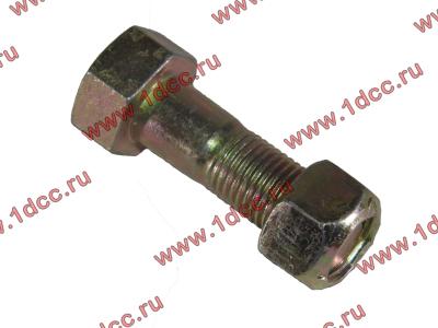 Болт M14х45 карданный с гайкой H2/H3 HOWO (ХОВО) Q151C1445 фото 1 Иркутск