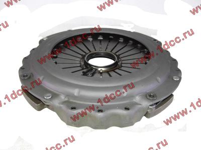 Корзина сцепления 430 мм лепестковая отжимная H HOWO (ХОВО) WG9114160010 фото 1 Иркутск