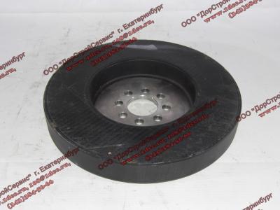 Амортизатор коленвала (демпфер) H HOWO (ХОВО) VG1540020003 фото 1 Иркутск