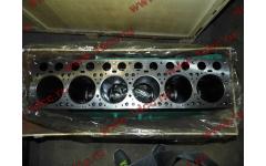 Блок цилиндров двигатель WD615 CDM фото Иркутск