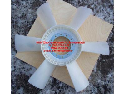 Вентилятор радиатора (на гидромуфту) без кольца d-610H HOWO (ХОВО)  фото 1 Иркутск