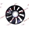Вентилятор радиатора на гидромуфту d-590 H HOWO (ХОВО) VG1500060047 фото 2 Иркутск