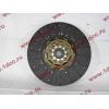 Диск сцепления ведомый 420 мм H2/H3 HOWO (ХОВО) WG1560161130 фото 2 Иркутск