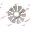 Вентилятор радиатора (на гидромуфту) без кольца d-590 H HOWO (ХОВО) 61500060131 фото 2 Иркутск